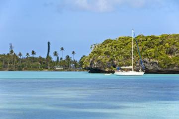 Baie de Kanuméra - Ile des Pins, Nouvelle-Calédonie