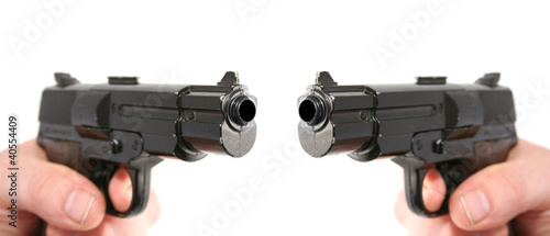 crime gun pistol protection