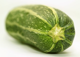 A vegetable marrow