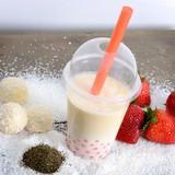 Bubble Tea mit Kokosmilch
