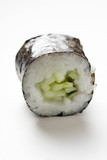 Maki sushi with cucumber