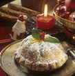 Small Advent cake