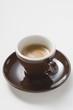 Cup of espresso with crema
