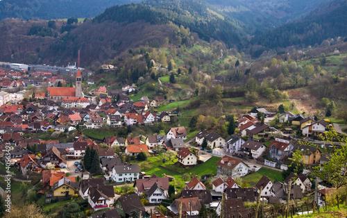 Obertsrot / Gernsbach - Murgtal - Schwarzwald
