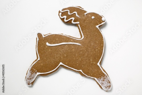 Gingerbread reindeer
