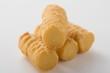 Several potato croquettes