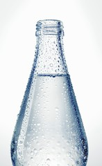 Bottle of water (detail)