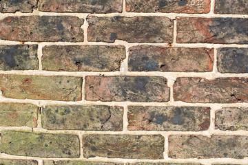 Victorian Brickwork.