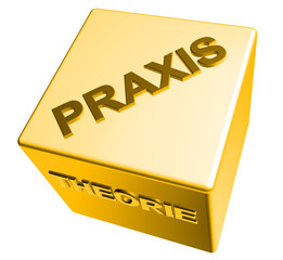 3D Goldwürfel - THEORIE - PRAXIS