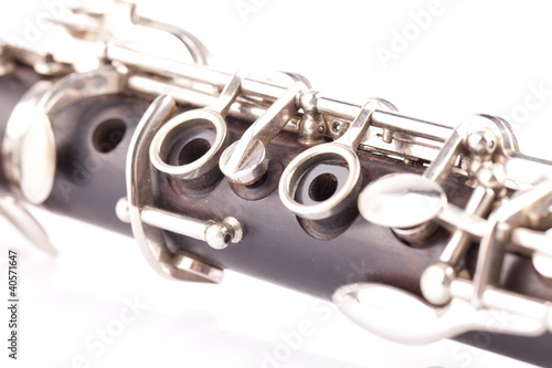 music instrument clarinet