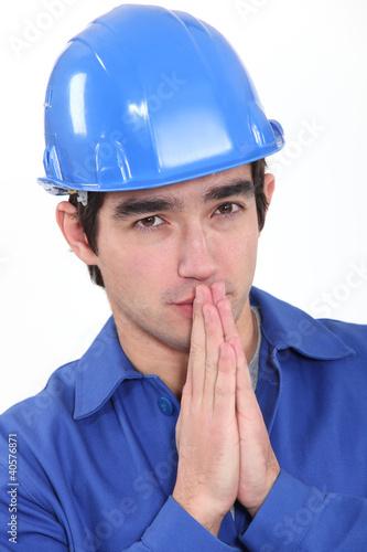 craftsman hoping and praying