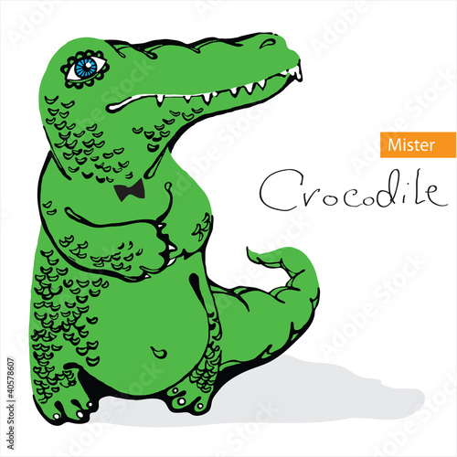 Mr. Crocodile