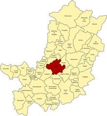 Comuni provincia di Firenze