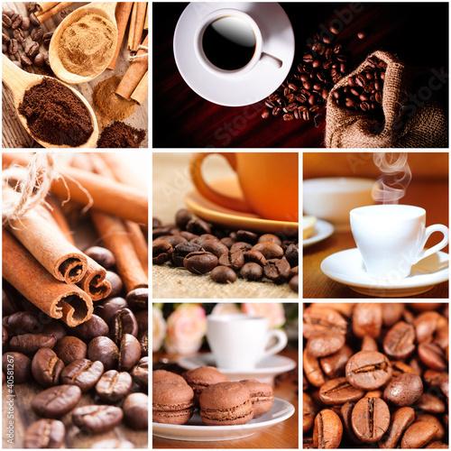 Fototapeta Coffee concept