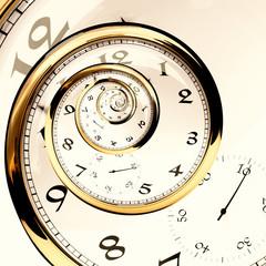 spiral watch