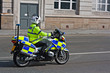 British motorcycle police - 40583666