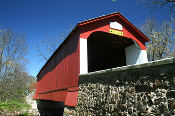 Van Sandt covered bridge