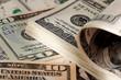 Dollar. Amerikanische Geldscheine