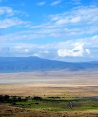 Ngorongoro landscape