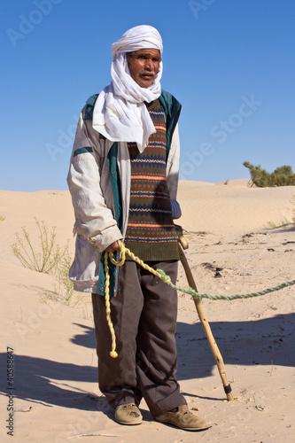 Portrait d'un Chamelier #2
