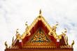Belfry in thai temple