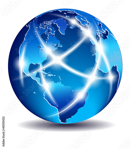 Communication World, Global Commerce - North South America and E