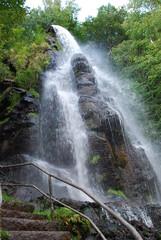 Wasserfall Trusethal
