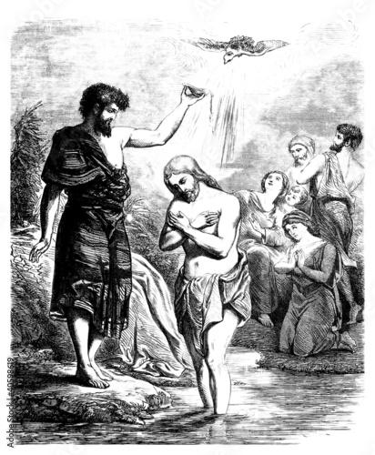 Christus - Baptism