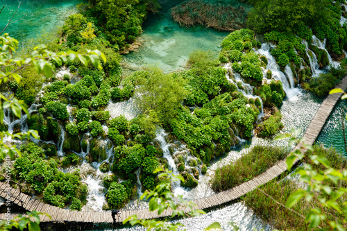 Plitvice World Heritage Site & national Park, Croatia