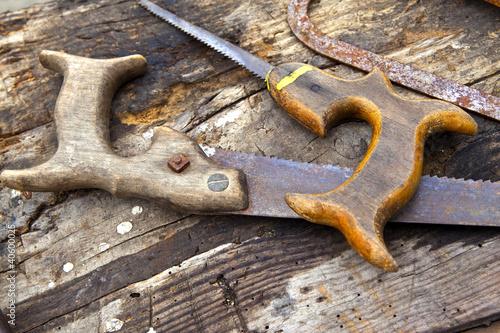 Bricolage, artisan, outils, bois, menuiserie, atelier, scie