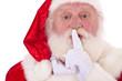 Weihnachtsmann hat ein Geheimnis