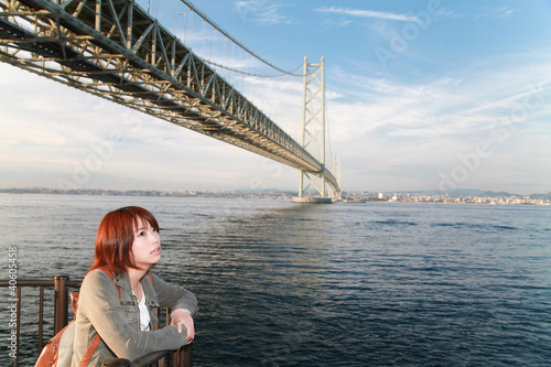 Princess MAIKO Benicio / Solitary Journey / Akashi Pearl Bridge