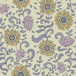 Vintage seamless pattern