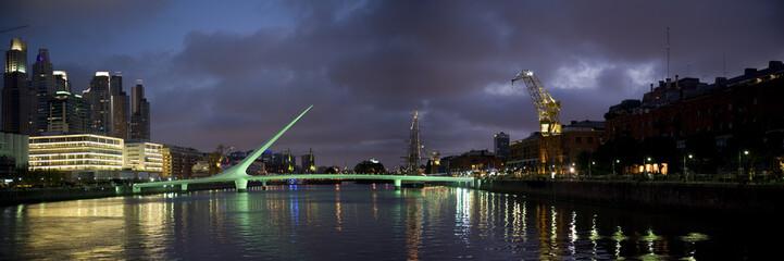 Buenos Aires skyline