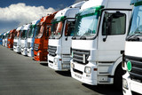 Fototapety Trucks