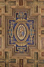 Rome - le toit de l'église Santa Maria Aracoeli