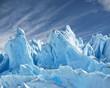 Perito Moreno glacier.