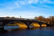 Cambridge and Weeks Memorial Footbridge