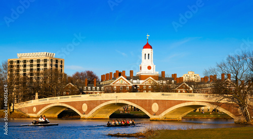 Cambridge in Massachusetts, USA.