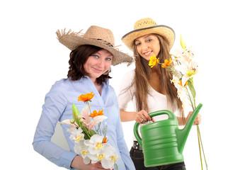 Gärtnerinnen