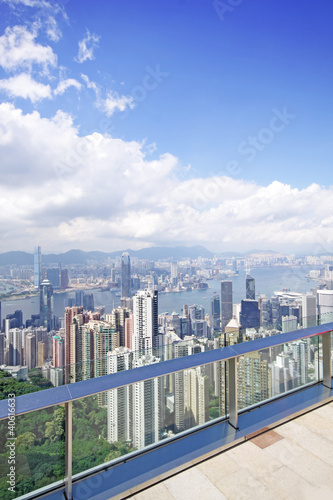 Hong Kong skylines