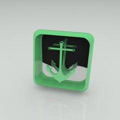 Anchor icon (render)