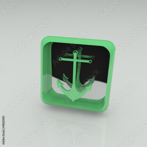 Anchor icon (render)