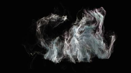 Sticky dust
