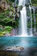 Leinwanddruck Bild - Cascades du bassin des Aigrettes - La Réunion
