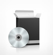 Vector cd packaging software black box