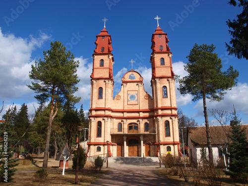 Church in Hajnowka