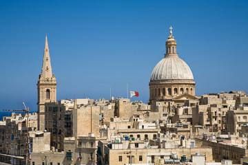 Skyline, Valletta