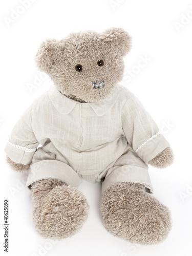 Teddybear with clothes