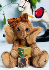 Toys: Elephant